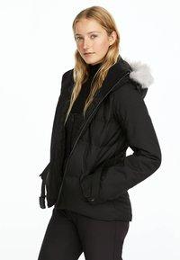 OYSHO_SPORT - Ski jas - black - 2