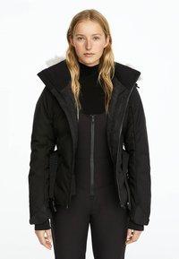 OYSHO_SPORT - Ski jas - black - 3