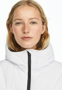 OYSHO - Veste d'hiver - white - 4