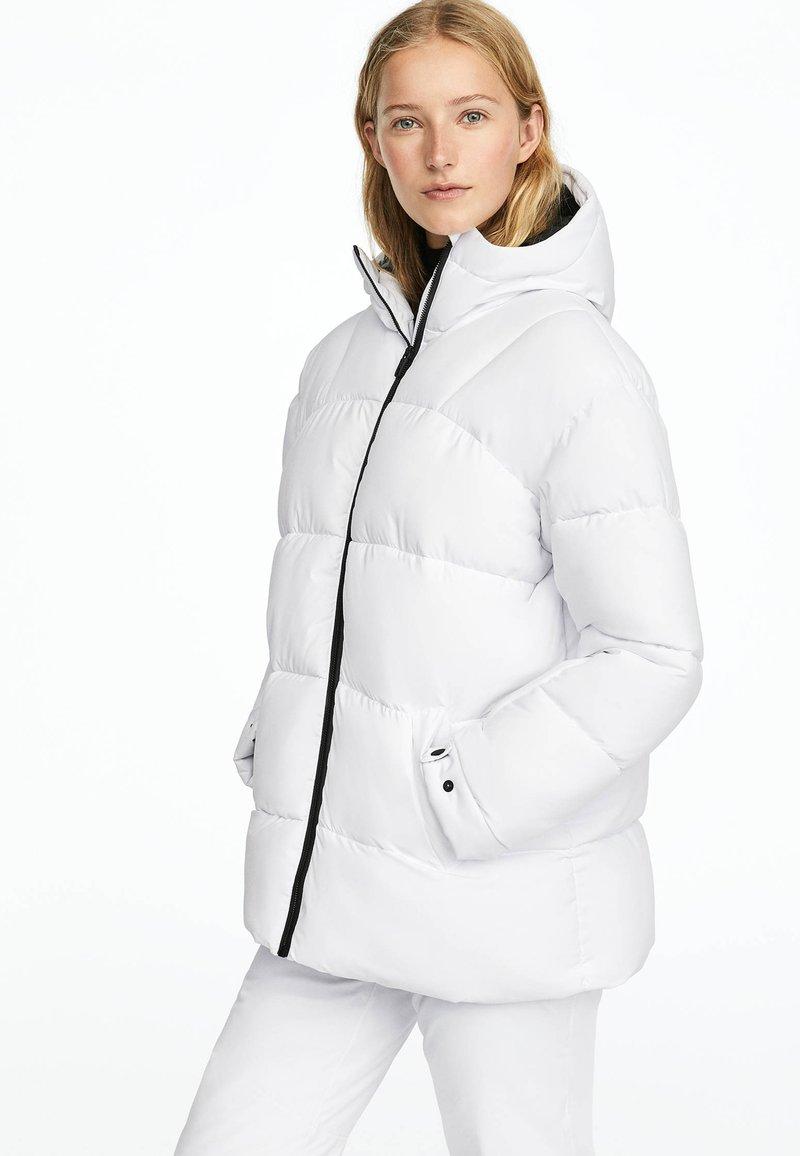 OYSHO - Veste d'hiver - white