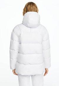 OYSHO - Veste d'hiver - white - 2
