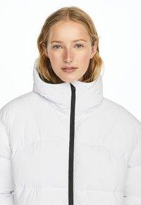 OYSHO - Veste d'hiver - white - 3