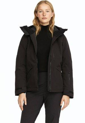 Kurtka narciarska - black