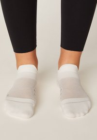 OYSHO - 2 PAIRS - Socquettes - white - 1