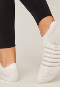 OYSHO - 2 PAIRS - Socquettes - white - 3