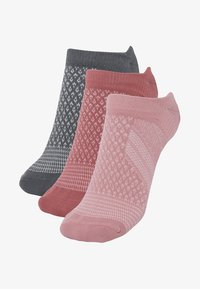 OYSHO - 3 PACK - Socquettes - pink - 4