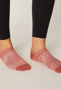 OYSHO - 3 PACK - Socquettes - pink - 1