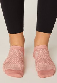 OYSHO - 3 PACK - Socquettes - pink - 3