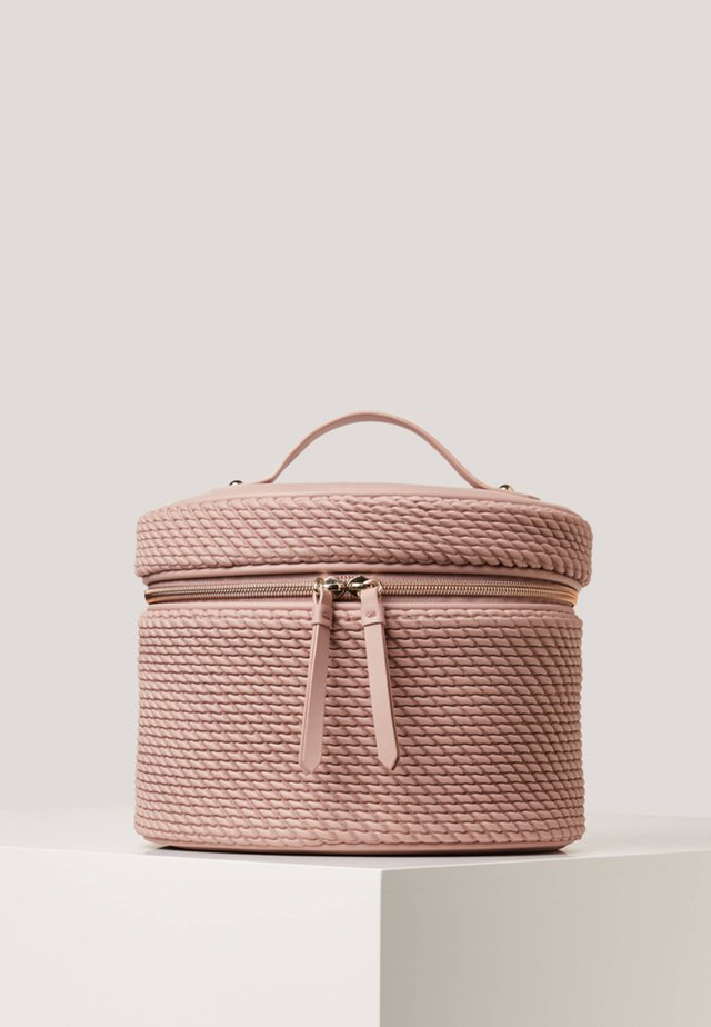 Trousse de toilette - rose