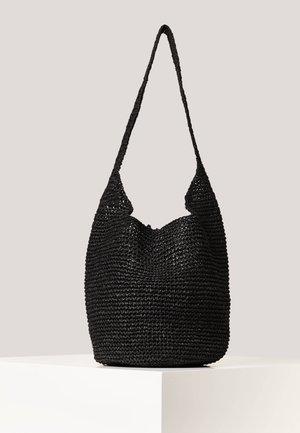 JUTE - Handbag - black