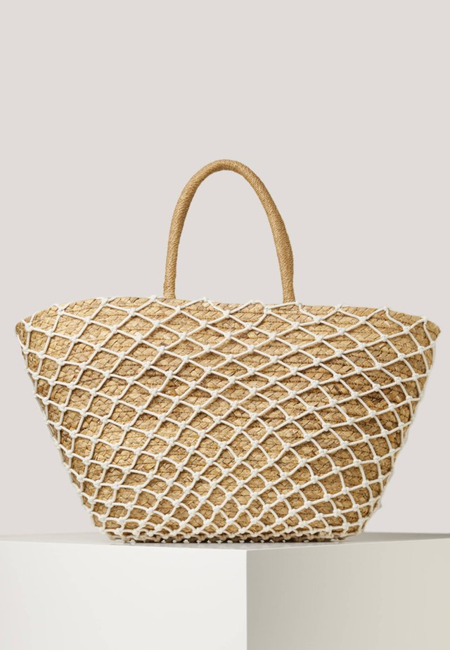 NET BASKET 14222580 - Handtasche - brown