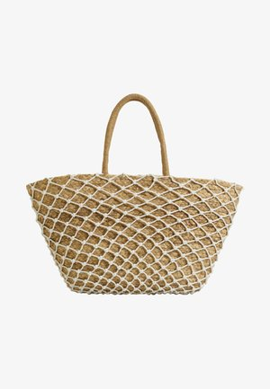 NET BASKET 14222580 - Borsa a mano - brown