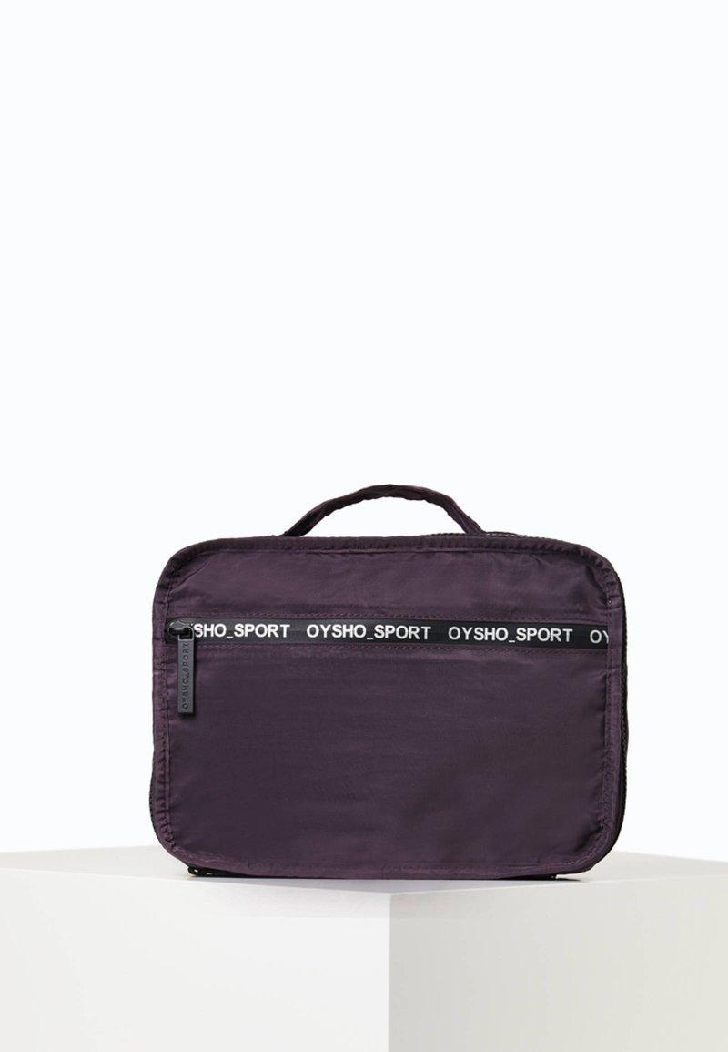 OYSHO - Aktówka - dark purple