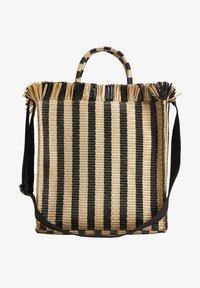 OYSHO - TWO-TONE MULTIWAY SHOPPER 14220580 - Shopping bag - multi-coloured - 0