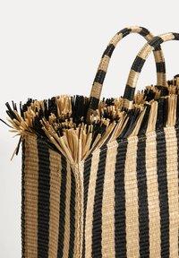 OYSHO - TWO-TONE MULTIWAY SHOPPER 14220580 - Shopping bag - multi-coloured - 4