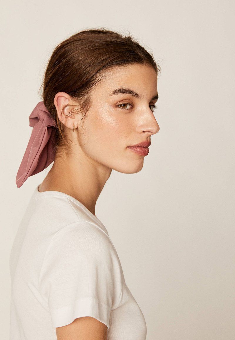 OYSHO - SET - Hair styling accessory - rose
