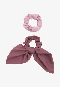 OYSHO - SET - Hair styling accessory - rose - 3
