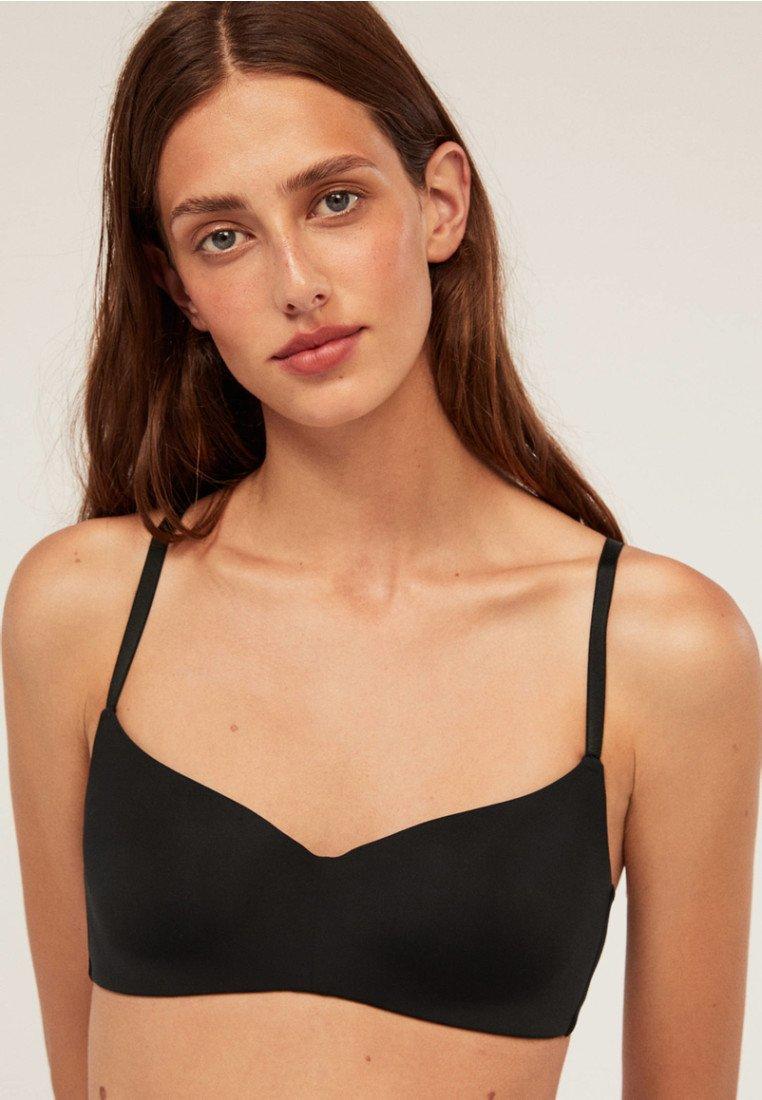 OYSHO - T-shirt bra - black