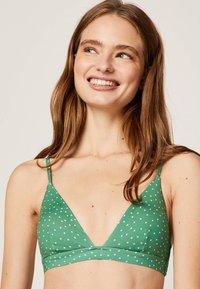 OYSHO - Haut de bikini - green - 0