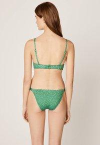 OYSHO - Haut de bikini - green - 2