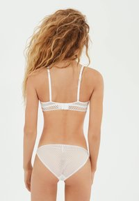 OYSHO - Triangel BH - white - 3