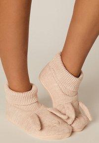 OYSHO - Socks - rose - 1