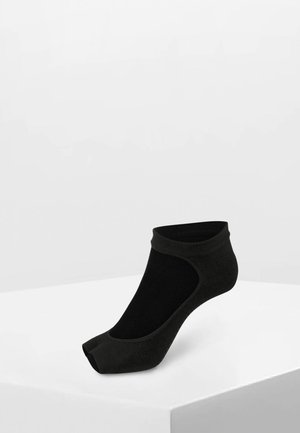 Enkelsokken - black
