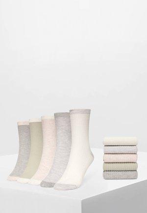 5 PACK - Sokken - white