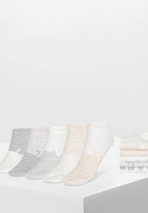 5 PAAR SOCKEN MIT TIERPRINT 32651488 - Sokken - multi-coloured
