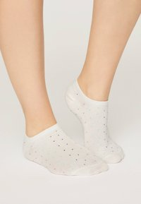 OYSHO - 5 PAIRS - Socks - light grey - 2