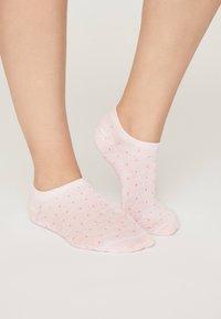OYSHO - 5 PAIRS - Socks - light grey - 3