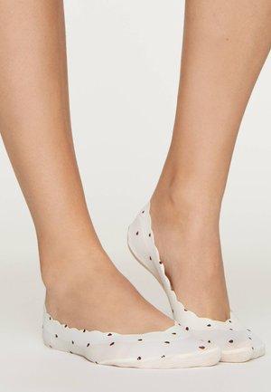 2 PACK - Trainer socks - brown