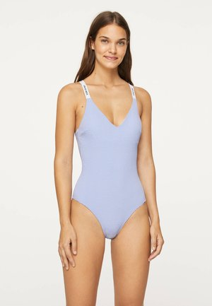 Swimsuit - light blue