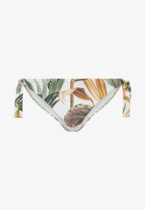 TROPICAL JUNGLE BRAZILIAN - Bas de bikini - green