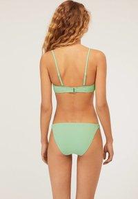 OYSHO - Bas de bikini - green - 1