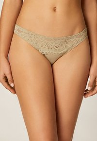 OYSHO - 3 PACK - Slip - white - 0