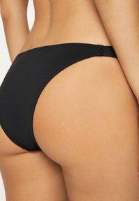 OYSHO - Bikini bottoms - black - 4