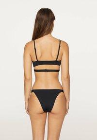 OYSHO - Bikini bottoms - black - 1
