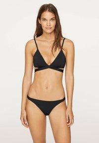 OYSHO - Bikini bottoms - black - 0
