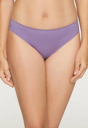 3 PACK - Kalhotky - purple