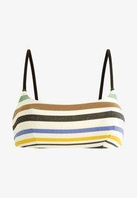 OYSHO - MIT STREIFEN - Bikini top - off-white - 5