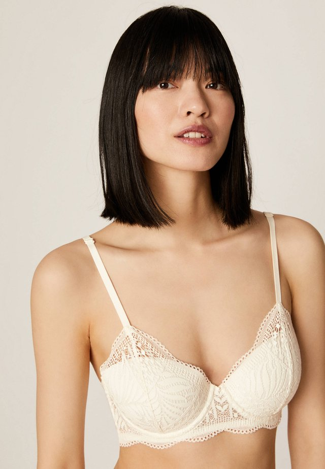Soutien-gorge push-up - white
