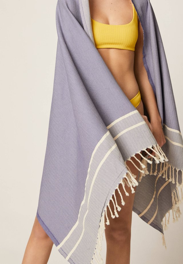 Serviette de plage - light blue