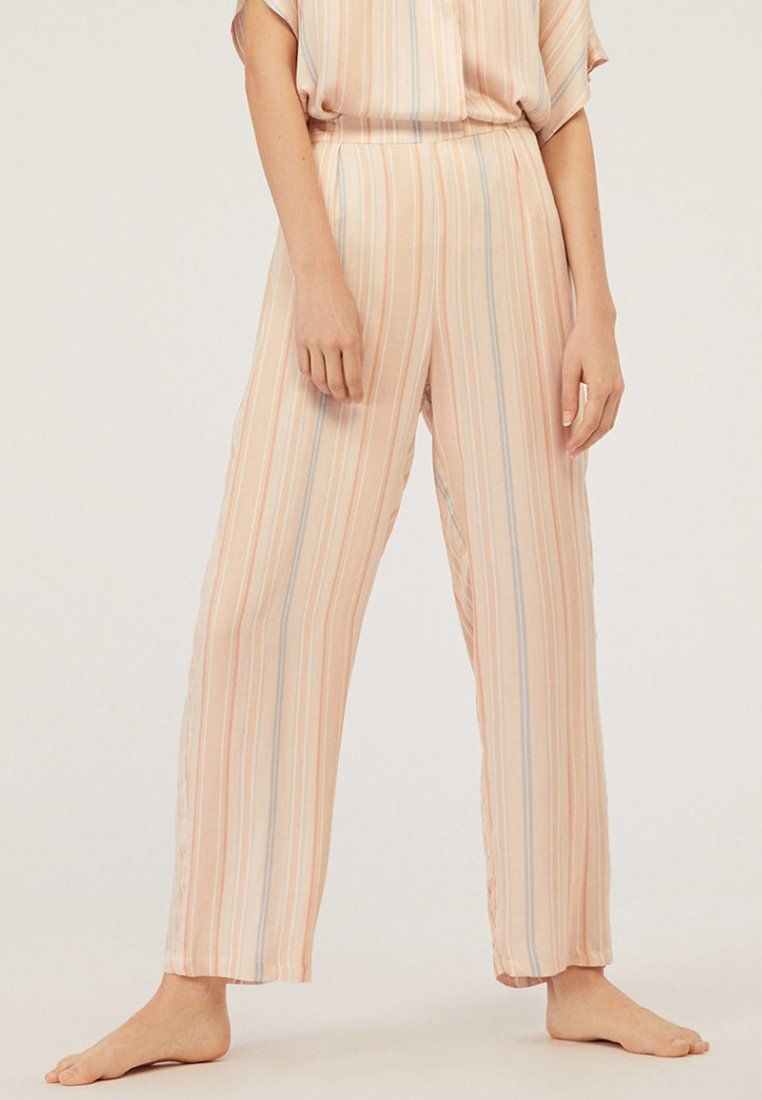 OYSHO - Pyjama bottoms - beige