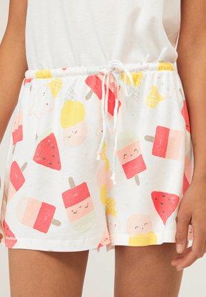 NICE CREAM - Spodnie od piżamy - multi-coloured