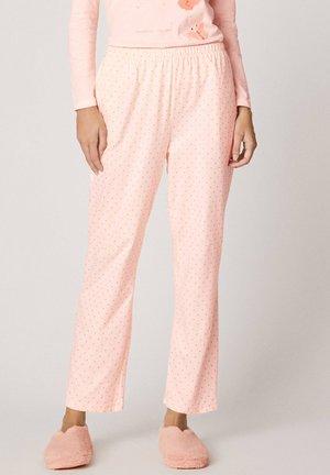 MIT STERNCHEN - Pyjama bottoms - rose