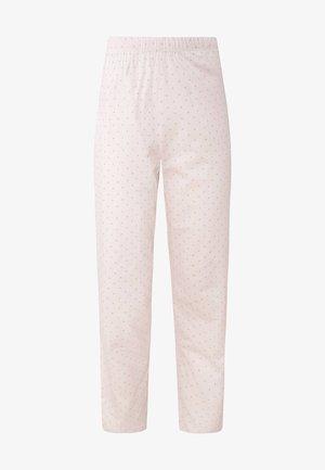 MIT STERNCHEN - Pyjamasbyxor - rose