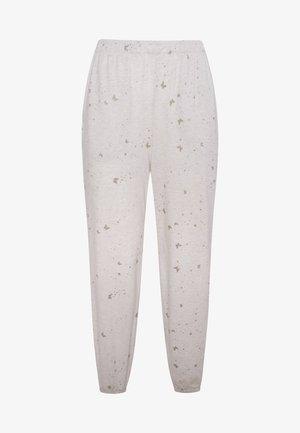 MIT SCHMETTERLINGEN - Pyjamahousut/-shortsit - beige