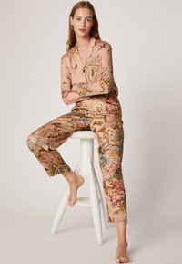 OYSHO - MIT FLORALEM  - Pyjama bottoms - multi-coloured - 3