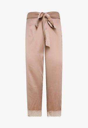 MIT SPITZE  - Pyjamahousut/-shortsit - rose
